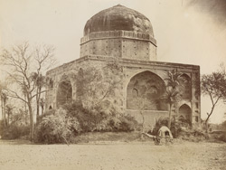 A Pathan's Tomb [?Lahore].